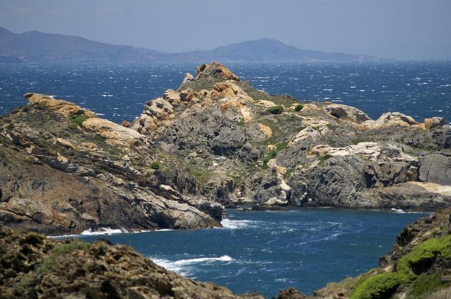 Ver delfines en Cabo de Creus, donde ver Delfines,donde ver delfines en España en 2020